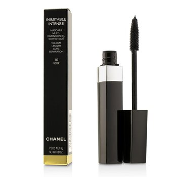Chanel Inimitable Intense Mascara - # 10 Noir  6g/0.21oz