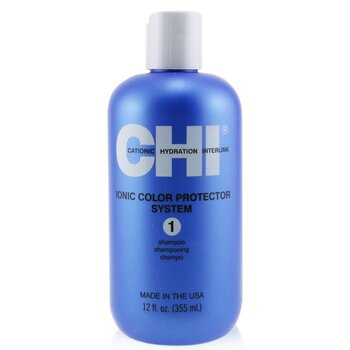 CHI Ionic Colour Protector System 1 Champú  350ml/12oz