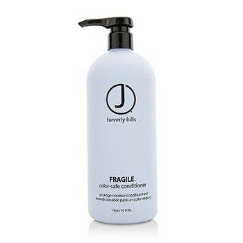 J Beverly Hills Fragile Color-Safe Acondicionador  1000ml/32oz