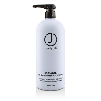 J Beverly Hills Masque Hair & Scalp Intensive Treatment  1000ml/32oz