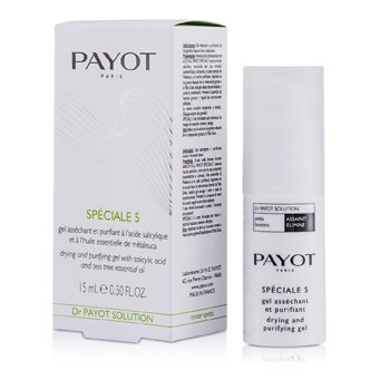 Payot Dr Payot Solution Special 5 Drying and Purifying Gel  15ml/0.5oz