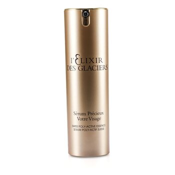 Valmont Elixir Des Glaciers Serum Precieux Votre Visage - Swiss Poly-Active Essence (New Packing)  30ml/1oz