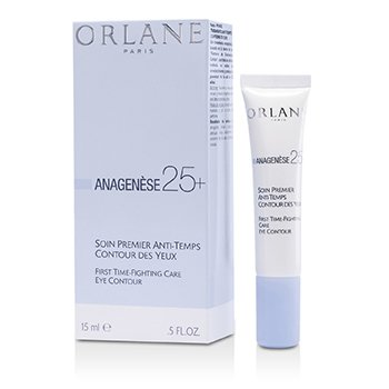 Orlane Anagenese 25+ First Time-Fighting Cuidado Contorno Ojos  15ml/0.5oz