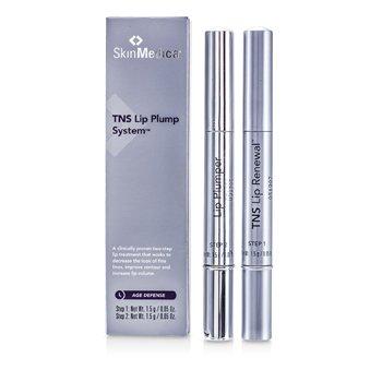 Skin Medica TNS Sistema Llenador de Labios: Renovador Labial 1.5g/0.05oz + Llenador de Labios 1.5g/0.05oz  2pcs