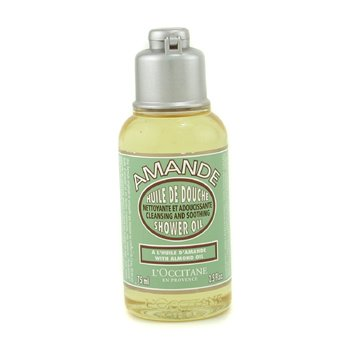 L'Occitane Gel Tắm Hạt Hạnh Nhânh (Travel Size)  75ml/2.5oz