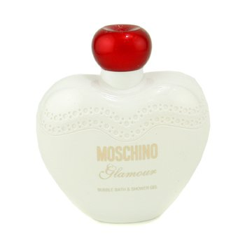 Moschino Glamour Bubble Gel de Baño y Ducha  200ml/6.7oz