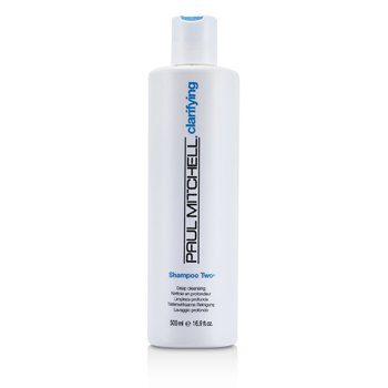 Paul Mitchell Clarifying Shampoo Two (Deep Cleaning)  500ml/16.9oz