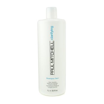 Paul Mitchell Champú Two ( Limpieza Profunda )  1000ml/33.8oz