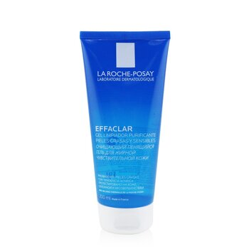 La Roche Posay Effaclar Purifying Foaming Gel  200ml/6.76oz