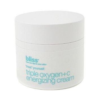 Bliss Triple Oxygen+C Energizing Cream  50ml/1.7oz