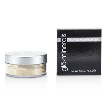 GloMinerals GloRedness Relief Powder  9g/0.31oz