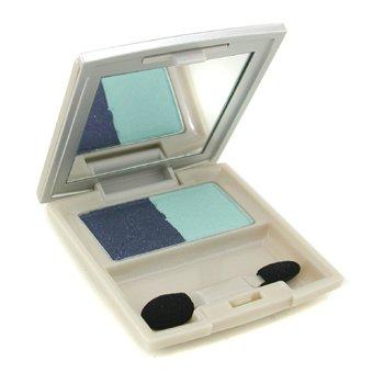 Kanebo Color de Ojos Duo - # EC09 Clear Blue  3g/0.1oz