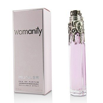 Thierry Mugler Womanity Eau De Parfum Refillable Spray  80ml/2.7oz