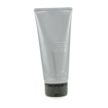 Shiseido Zen For Men Shower Gel For Hair & Body  200ml/6.7oz