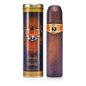 Cuba Cuba Orange Agua de Colonia Vaporizador  100ml/3.3oz