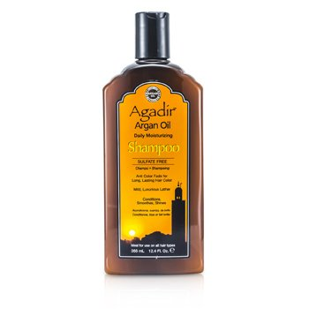 Agadir Argan Oil Daily Moisturizing Shampoo ( todos os tipos de cabelo )  355ml/12oz