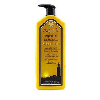 Agadir Argan Oil Champú Hidratante Diario ( Todo tipo de Cabellos)  1000ml/33.8oz