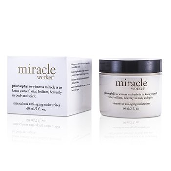 פילוסופי Miracle Worker Miraculous Anti-Aging Moisturizer  56g/2oz