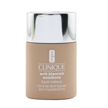 Clinique Anti Blemish Solutions vedel meik - # 04 Fresh Vanilla  30ml/1oz