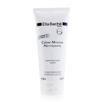 Ella Bache Kremowa emulsja do mycia twarzy Cleansing Foam Cream (duża pojemność)  200ml/6.65oz