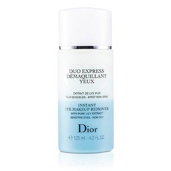 Christian Dior Penghapus Makeup Mata Instan  125ml/4.2oz