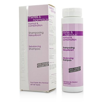 J. F. Lazartigue شامپو روزانه تنظیم کننده عملکرد پوست سر برای آقایان (مخصوص انواع مو)  200ml/6.8oz