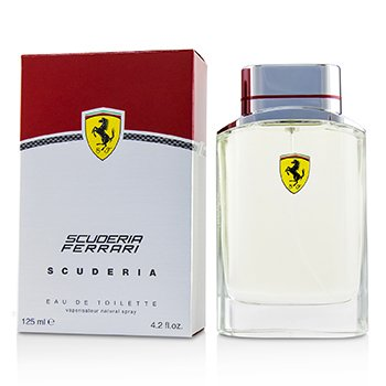 Ferrari Ferrari Scuderia Eau De Toilette Spray  125ml/4.2oz