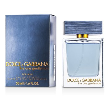 Dolce & Gabbana The One Gentleman Agua de Colonia Vap.  50ml/1.6oz