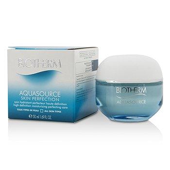 Biotherm Hidratante Aquasource Skin Perfection 24h Moisturizer High Definition Perfecting Care  50ml/1.69oz