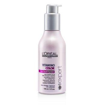 L'Oreal Professionnel Expert Serie - Vitamin Renk Durulanmayan Düzgünleştiren Krem (Boyalı Saçlar İçin)  150ml/5oz