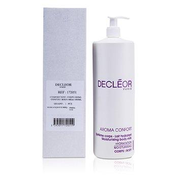 Decleor Nawilżający balsam do ciała Aroma Confort Moisturising Body Milk (duża pojemność)  1000ml/33.8oz