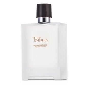 Hermes Hermes Terre D'Hermes Loción después de Afeitado  100ml/3.3oz