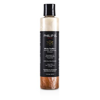 Philip B White Truffle Ultra-Rich, Moisturizing Shampoo (For Color & Chemically Treated Hair)  220ml/7.4oz