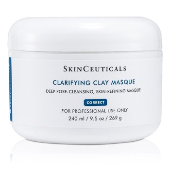 Skin Ceuticals Mascarilla Arcilla Blanqueadora ( Tamaño Salón )  240ml/8oz