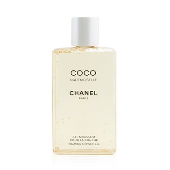 Chanel Coco Mademoiselle Foaming Shower Gel (Made In USA)  200ml/6.8oz