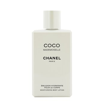 Chanel Coco Mademoiselle Moisturizing Losion Tubuh ( Buatan AS )  200ml/6.8oz