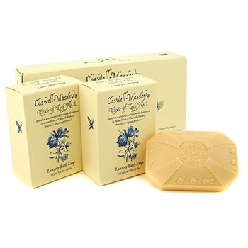 Caswell Massey Elixir of Love No. 1 Luxury Bath Soap  3x100g/3.5oz