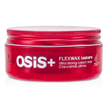 Schwarzkopf Osis+ Flexwax Texture Ultra Strong Cream Wax (Ultra Strong Control)  50ml/1.7oz