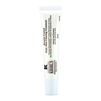Kiehl's Dermatologist Solutions Acne Blemish Control Daily Perawatan Pembersih Kulit  30ml/1oz
