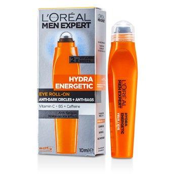 L'Oreal Men Expert Hydra Energetic Δυναμικό Ρολ-ον Ματιών  10ml/0.33oz