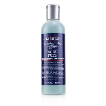 Kiehl's Gel pro mytí obličeje Facial Fuel Energizing Face Wash Gel Cleanser