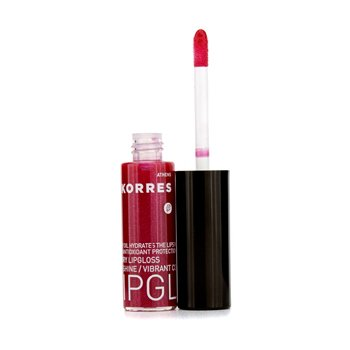 Korres Cherry Brillo de Labios - # 54 Fuchsia  6ml/0.2oz