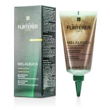 Rene Furterer Melaleuca Gel Exfolliante Anti-Caspa  75ml/2.6oz