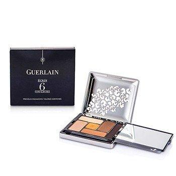 Guerlain Paleta sześciu cieni do powiek Ecrin 6 Couleurs Eyeshadow Palette - #10 Rue Des Francs Bourgeois  7.3g/0.25oz