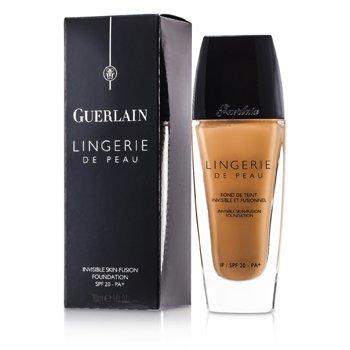 Guerlain کرم آرایشی و ترمیم کننده Lingerie De Peau با SPF20 PA+ - شماره 04 بژ متوسط  30ml/1oz