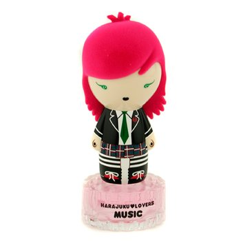 Harajuku Lovers Wicked Style Music Άρωμα EDT Σπρέυ  30ml/1oz
