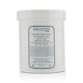 Pevonia Botanica Silky Skin Body Scrub (Salon Size)  500ml/17oz