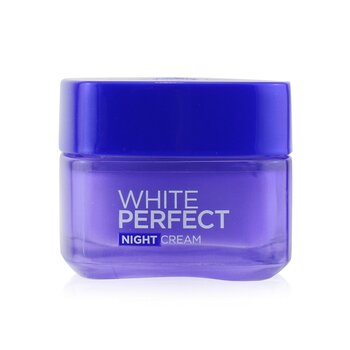 L'Oreal Dermo-Expertise White Perfect Crema Suavizante Noche  50ml/1.7oz