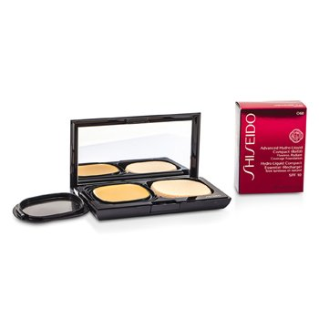 Shiseido Advanced Hydro Liquid Compact Foundation SPF10 (Case + Refill) - O60 Natural Deep Ochre  12g/0.42oz