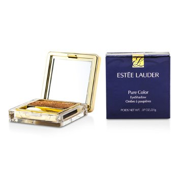 Estee Lauder New Pure Color EyeShadow - # 52 Sizzling Copper (Metallic)  2.1g/0.07oz